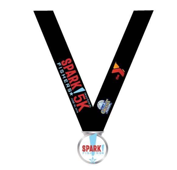 Spark!Fishers5K-MEDAL