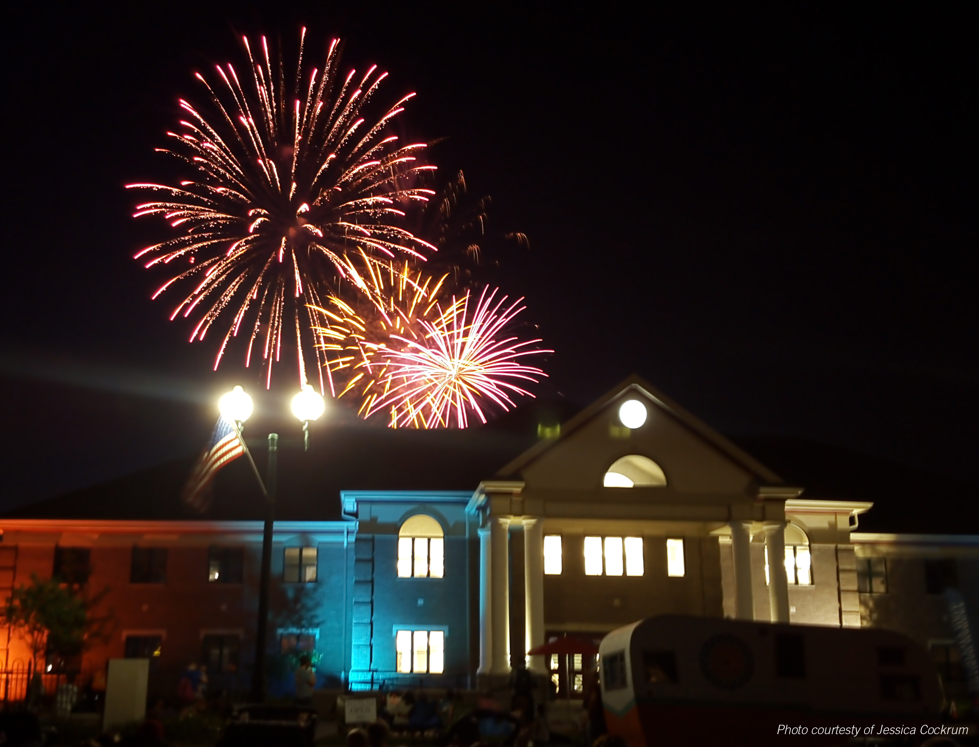 Fireworks – Spark!Fishers