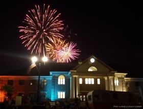 fireworks spark fishers